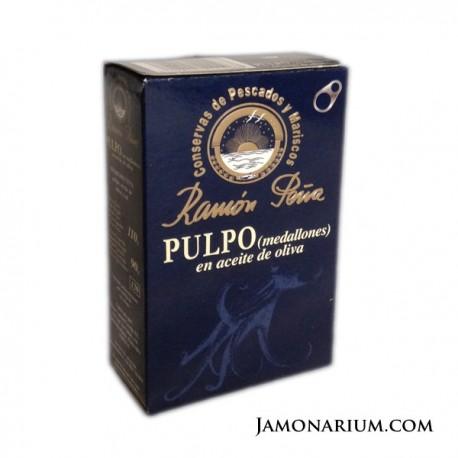 Pulpo en aceite de oliva Ramon Peña