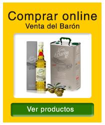 comprar online aceite de oliva venta del Baron