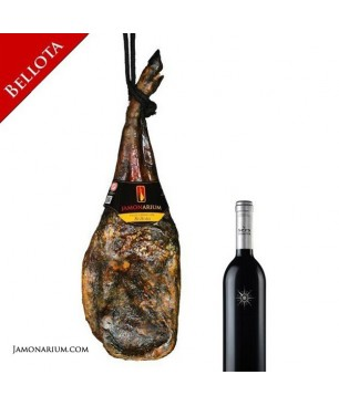 Pack J4: Shoulder ham Bellota and Sers Reserva D.O. Somontano