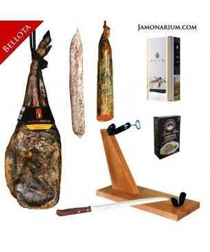 Pack J11 - Shoulder ham iberico Bellota & friends