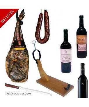Pack J13 - Paleta Bellota & Gourmet español