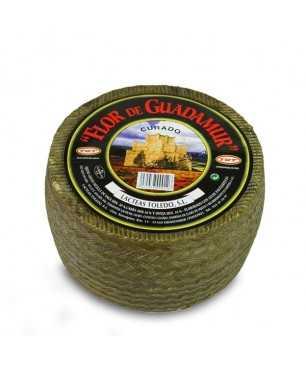 Flor de Guadamur Käse ausgereift gemischt (Schaf, Ziege und Kuh) 1Kg
