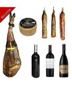 Pack J14 - Iberico Bellota Ham & Delicatessen