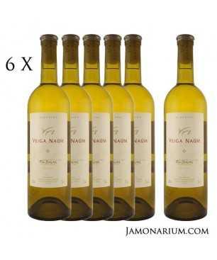 Pack vinos V7 - Veiga Naum Albariño, D.O. Rías Baixas X 6