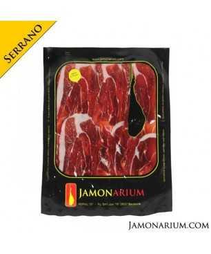 Jambon Serrano Gran Reserva (tranché)