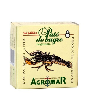 Paté de Bogavante (Bugre) Agromar