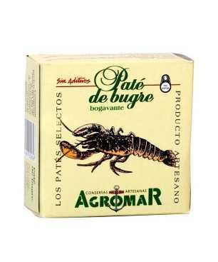 Patè di astice Agromar 100gr