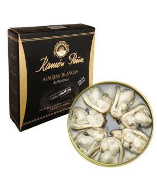 "Ramón Peña white clams 10/12 ""Black Label"""