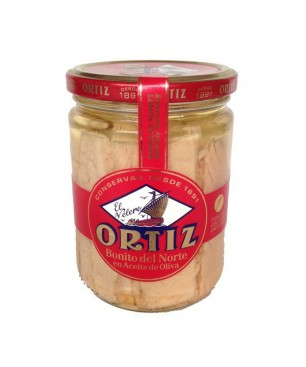 Ortiz White tuna (whole lions) in olive oil
