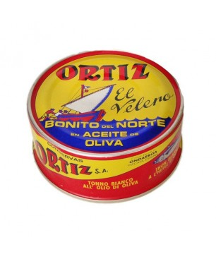 White Tuna in Olive Oil Ortiz 250gr