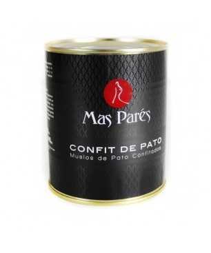 Confit de pato Mas Parés (2 raciones)
