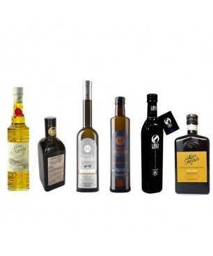 Los 6 mejores aceites de oliva virgen extra del mundo