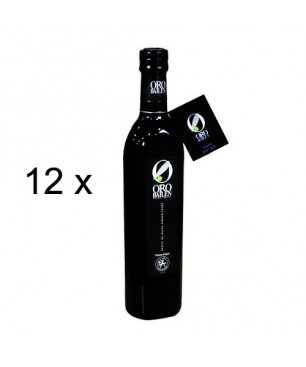 12 x Oro Bailen Reserva Familiar 500ml, aceite de oliva virgen extra de Jaén
