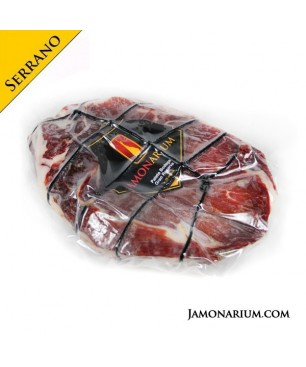Serrano Gran Reserva shoulder ham (boneless)