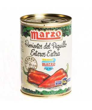 """Poivrons du """"piquillo"""" extra Marzo 390g  (12-22)"""