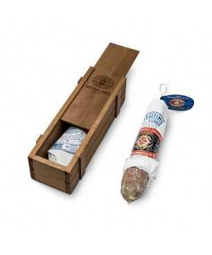 Saucisson de Vic Casa Riera Ordeix 300 gr. (en boîte)