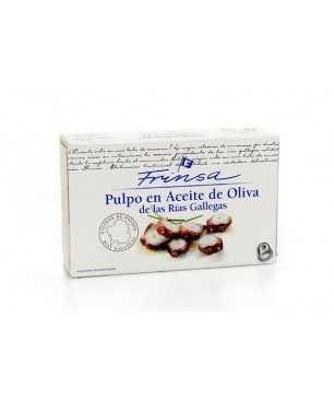 Octopus in olive oil Frinsa 111gr.