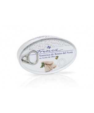 """""""Ventresca"""" albacore tuna in olive oil 111 gr."""