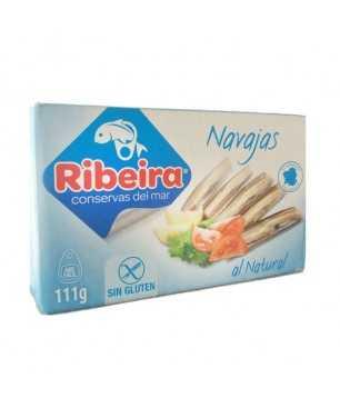 Natural razor shells Ribeira