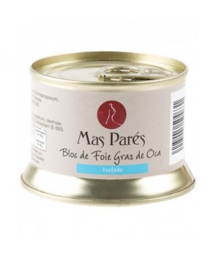Foie gras d'oca trufat Más Parés