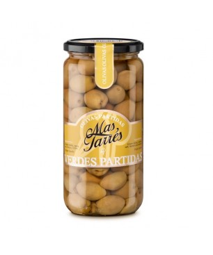Green olives Mas Tarrés (450g)