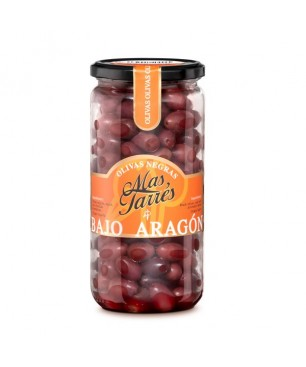Black Olives from Aragón, Mas Tarrès (450g)