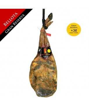 """Iberischer Bellota Eichel-Vorderschinken """"Gran Reserva 2014-15"""" (ganzer Vorderbein)"""
