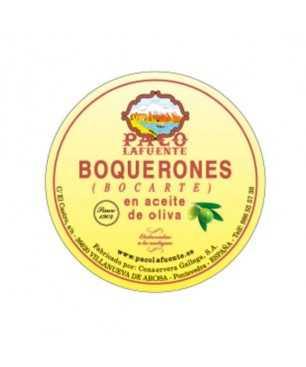 Boquerón Aceite Oliva RO-120 Paco la Fuente