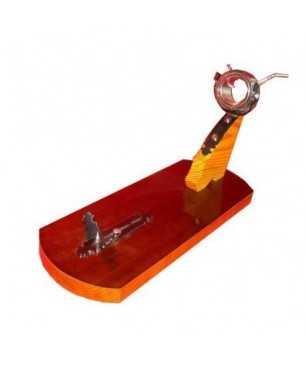 Porta prosciutto girevole Modello Pontevedra