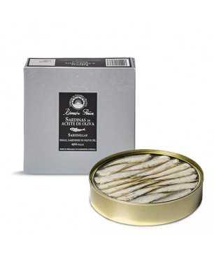 Little sardines in olive oil Ramón Peña (40/50 units)