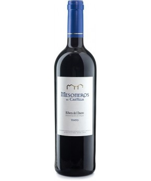 Mesoneros de castilla, red wine, DO Ribera del Duero
