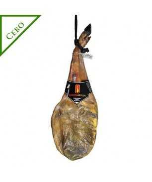 Iberian Spanish shoulder ham (Cebo)