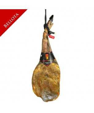Iberian Bellota spanish pata negra shoulder ham
