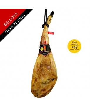 "Bellota iberico ham ""Gran Reserva"" (whole)"
