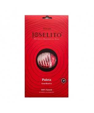 Joselito Gran Reserva Bellota vorderschinken geschnitten