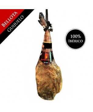 """Bellota 100% Iberischen Vorderschinken - (Guijuelo, Salamanca) """"Pata Negra"""""""