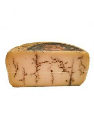 Pecorino cheese with raw sheep's milk truffle - half