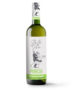 Pureza Bella Pilar, D.O. La Mancha