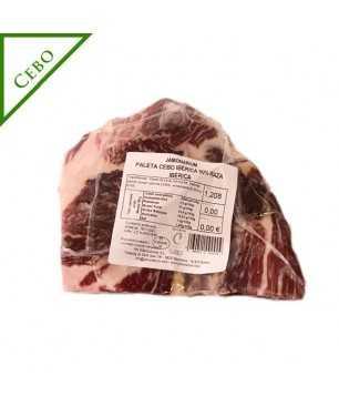 """1/2 Iberischer Freilandschwein """"Cebo"""" Vorderschinken (Knochenlos untere Hälfte)"""