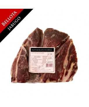 Epaule Bellota 100% puro Ibérico (Huelva) Pata negra desossé - moitié inferieure