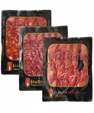 Pack S3 - TRI- Bellota iberian sausages