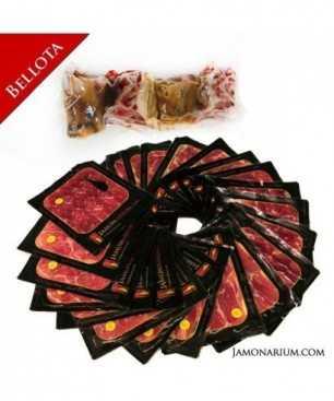 Bellota Iberico Ham, 50% Iberian Breed - WHOLE sliced