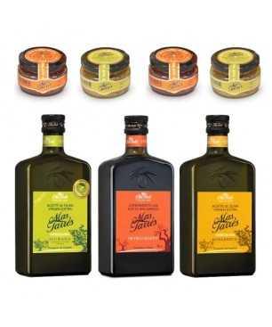 Pack MÁS TARRÉS - La tradition et l'olive