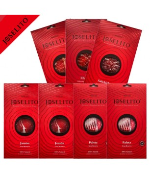 Pack JOSELITO sliced