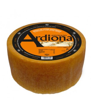 Ardiona Roncal smoked sheep cheese WHOLE 2.8 kg