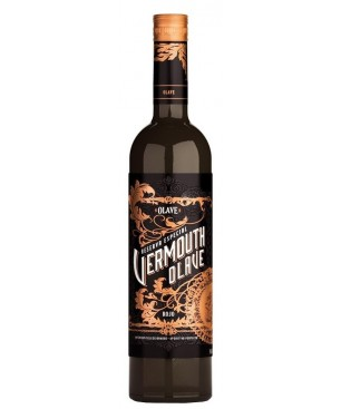 Vermouth Olave Red Reserva