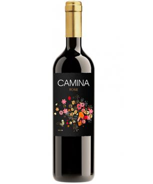 Camina oak red wine, D.O. La Mancha
