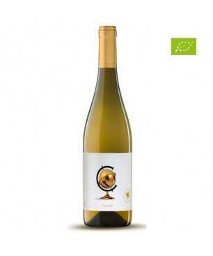 Cascabel organic white wine, D.O. León
