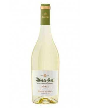 Monte Real Blanc fermenté en barrique, A.O. Rioja