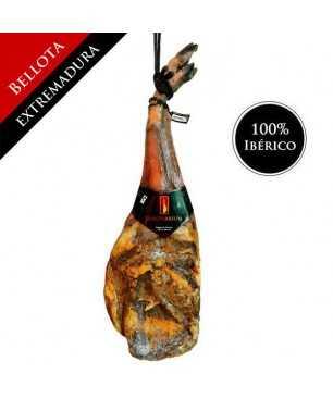 Bellota 100% Iberischen Vorderschinken Pata Negra - DO Dehesa de Extremadura